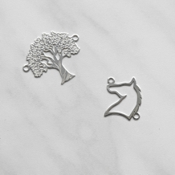 Łączniki srebrne